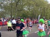 Maratona Londra 2012.