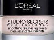 Base levigante rinnovatrice STUDIO SECRETS L'Oréal