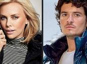 Charlize Theron Orlando Bloom Uniqlo