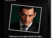 David Gandy presenta: Men's Style Guide Application