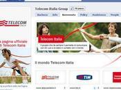 Telecom Italia oggi assiste clienti anche Facebook Twitter
