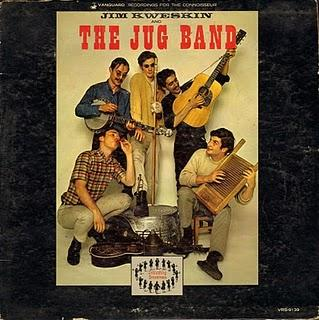 JIM KWESKIN & TTHE JUG BAND - JIM KWESKIN & THE JUG BAND (1963)