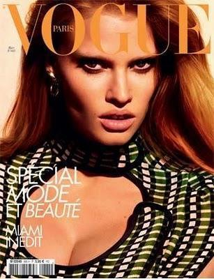 90 ans de Vogue Paris en 50 couvertures