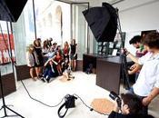 Photo shooting donna moderna: backstage! settembre