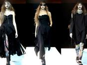 Yohji Yamamoto Spring Summer 2011 Paris Women Fashion Week
