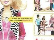 Barbie video camera registratore