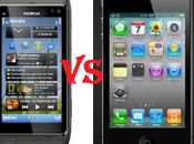 Nokia iPhone confronto registrazione video
