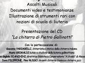 """""""Pietro Gallinotti, storico liutaio Solero"""" ottobre 2010"""