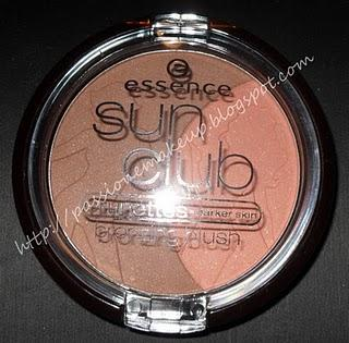 Essence: Sun Club Bronzing Blush - 02 Good Night Darling