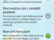 Disponibile Skyper Android