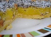 Crostata Limone Meringa Semi papavero