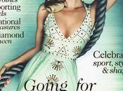 Kate Moss regina Vogue Giugno 2012