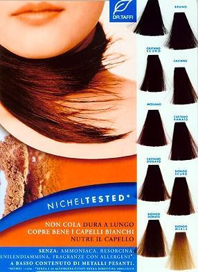 Tinte per capelli dr taffi paperblog for Tinte per capelli non nocive