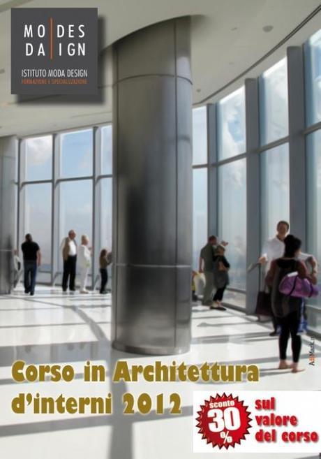Corso architettura d interni bari paperblog for Corso arredatore interni