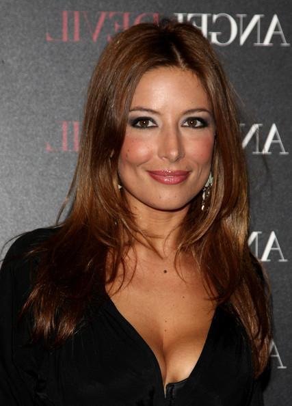 Elisabetta canalis backstage calendario 2003 - 5 4