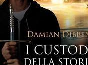 Novita': Custodi della Storia Damian Dibben BlogTour!