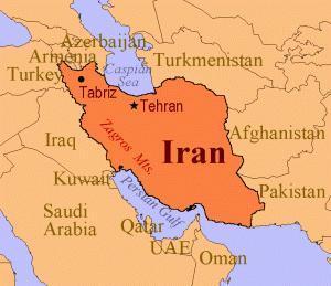L'Iran, a cavallo tra Golfo Persico, Caucaso e Asia Centrale