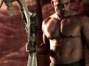 Diesel montagna muscoli questa nuova foto Riddick