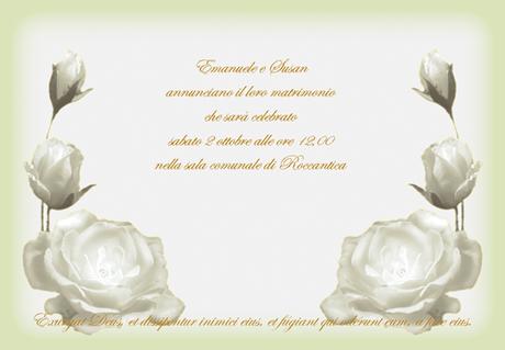 Galateo di donna letizia matrimonio paperblog for Frasi auguri nozze argento