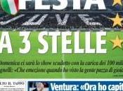 Ecco prime pagine Corriere dello Sport Tuttosport Gazzetta