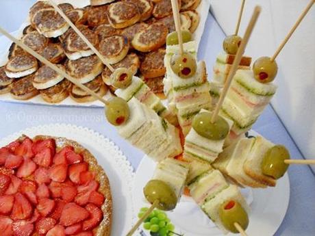 Festa Di Compleanno Con Mini Buffet Paperblog