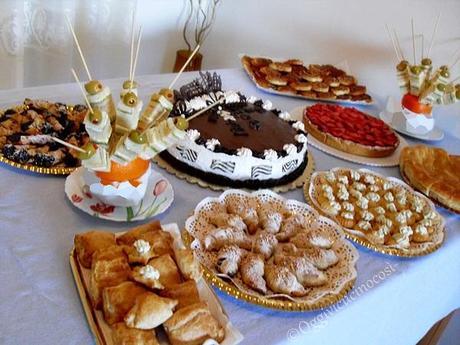 Pranzo A Buffet Per Compleanno : Buffet di frutta e dolci per ° compleanno picture of abc del