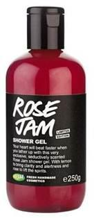 Lush lancia Rose Jam in limited edition