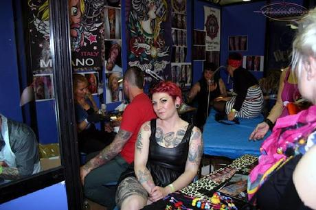 XIII International Tattoo Expo Roma: il reportage, le foto e i vincitori del contest
