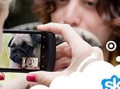 Aggiornata Skype Android, nuova interfaccia altre novità, video dimostrativo