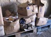 NAS: sequestrate tonnellate alimenti pericolosi salute