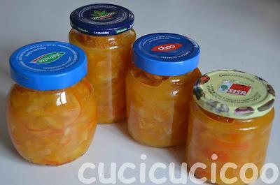 marmellata di arance e limoni - orange-lemon marmalade