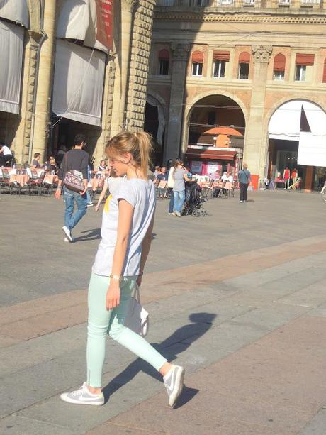 My new obsession: Mint Pants ♥