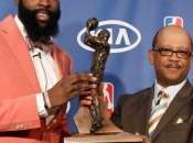 NBA: 'Barba' Harden sesto uomo dell'anno
