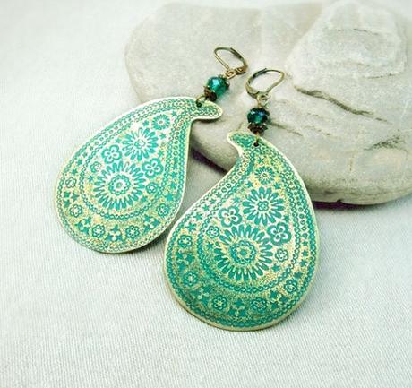 Pinterest selection: il verde in tutte le tonalità per la primavera/estate 2012