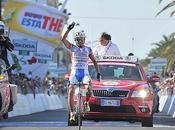 Giro D'Italia Tappa: Rubiano Chavez vince solo, Malori Maglia Rosa