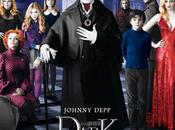 Dark Shadows: libro film