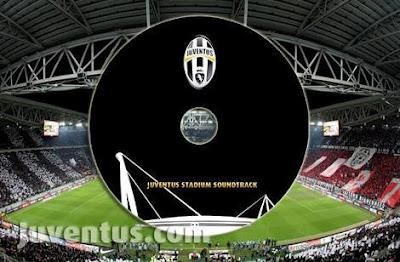 JUVENTUS STADIUM SOUNDTRACK!