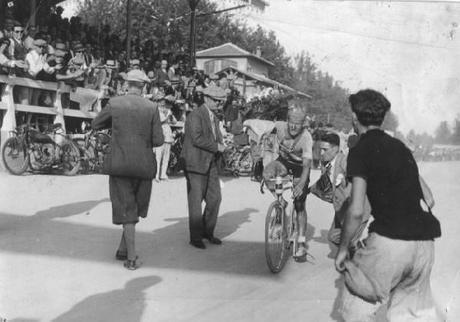 Un Solbiatese al Giro d' Italia: Bernardo Rogora