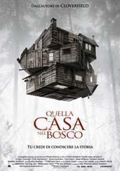 Quella casa bosco: horror abbraccia commedia