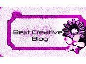 """Best Creative Blog Week Award"""