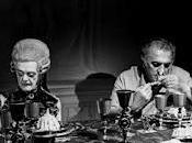 cibo raccontare vita. film Fellini