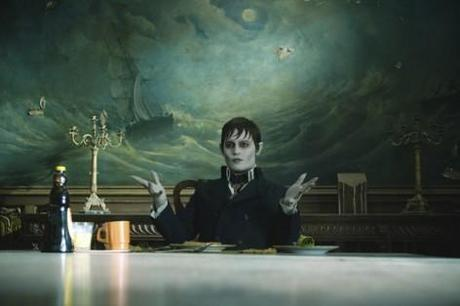 Dark Shadows, quel vampiro di Johnny Depp
