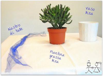 Centrotavola con ikea paperblog - Ikea centrotavola ...