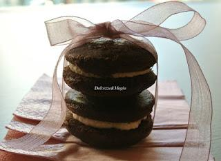 Chocolate Whoopie Pies