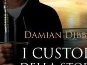 """custodi della storia"""" Damian Dibben: domani libreria"""