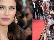 Bianca Balti Dolce Gabbana carped Cannes