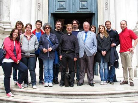 Il Direttivo TGS in gita a Venezia. Pagina di diario