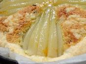 Torta pere frangipane Pear tart