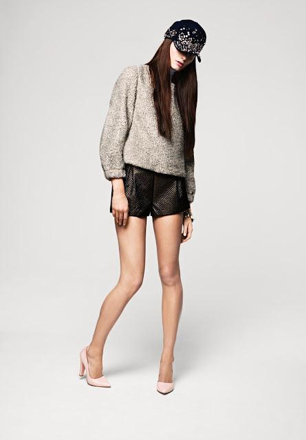 H&M; Fall 2012 lookbook
