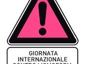 Giornata mondiale contro l'omofobia transofobia